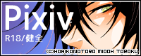 Pixiv(はりこのとら紙老虎)